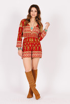 Raga The Remington Button Up Romper