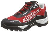 Alpina Unisex Adults' 680350 Low Trekking and Walking Shoes Red Size: