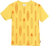 City Threads Surfboards Soft Cotton Jersey Tee (Baby) - Yellow - 3-6 M - 3-6 Months