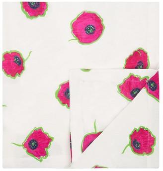 La DoubleJ 180 X 350 Papaveri Tablecloth