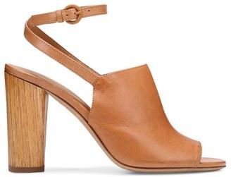 Vince Palero Ankle-Wrap Leather Sandals