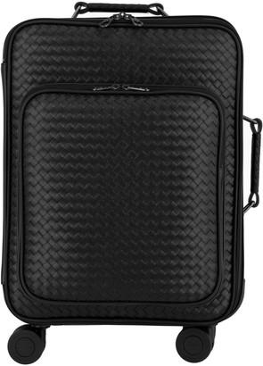 Bottega Veneta Trolley VN Leather Suitcase