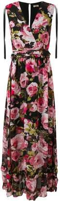 Liu Jo floral-print maxi dress