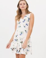 Wish Bowerbird Mini Dress