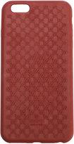 Gucci signature iPhone 6 Plus case - women - rubber - One Size