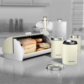 Morphy Richards Accents 6-piece Storage Set Ivory