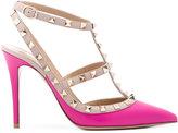 Valentino Garavani Valentino Rockstud pumps - women - Calf Leather/Leather - 38