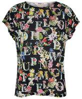Ted Baker Alphabet Floral T-Shirt