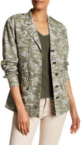 ATM Anthony Thomas Melillo Camo Field Jacket