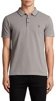 AllSaints Houston Short Sleeve Polo Shirt