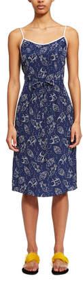 HVN Susan Slip Dress