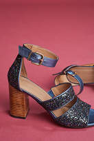Anthropologie Glittering Heels