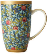 Maxwell & Williams William Morris Bird & Pomegranate Coupe Mug 420ml Gb