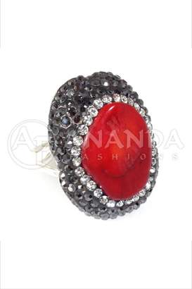 Ananda 925 Silver Ring