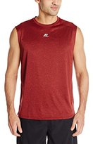 Russell Athletic Men's Heather Performance Mesh Muscle T-Shirt