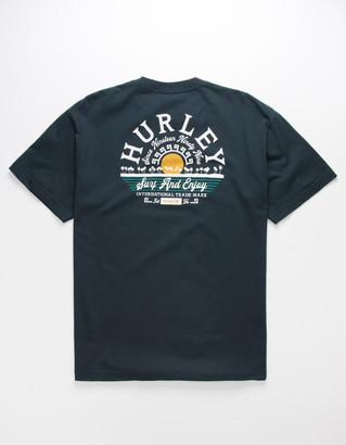 Hurley Baja Sun Mens T-Shirt