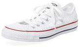 Converse Chuck Taylor All Star Crochet Low Top Sneaker