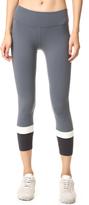 Beyond Yoga Kate Spade Banded Capri Leggings