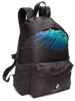 Marcelo Burlon County of Milan Kid's Wing Graphic Logo Print Backpack