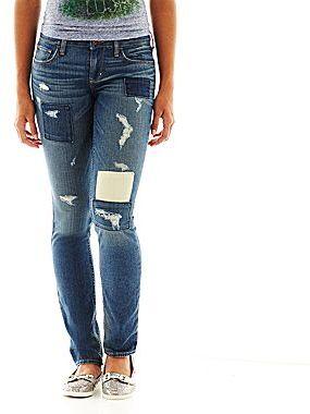 Arizona Straight-Leg Jeans