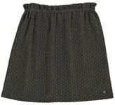 Des Petits Hauts Gayina Lurex Cotton Skirt
