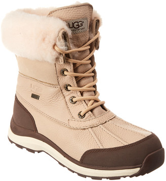 UGG Women's Adirondack Ii Waterproof Leather & Suede Boot