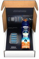 Gillette Fusion ProShield Chill Razor Blade Refills 4 ct + ProGlide Shave Gel Subscripton Pack