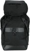 Kokon To Zai climbing backpack - unisex - Leather/Nylon - One Size