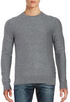 Michael Kors Textured Crewneck Sweater