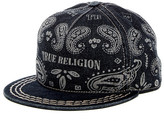 True Religion Bandana Baseball Cap