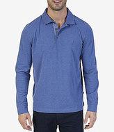 Nautica Classic Fit Long Sleeve Polo Shirt