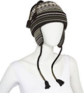 Isotoner Fairisle Peruvian Hat