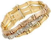 Heritage 18K Tri-Color Bracelet