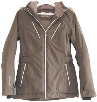 Helly Hansen Grey Coat for Women