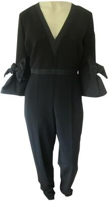 Roksanda Black Synthetic Jumpsuits