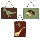 JoJo Designs Jo Jo Designs Sweet Dinosaur Land Wall Hangings