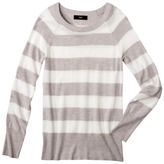 Ultrasoft Mossimo® Women's Crew Neck Sweater - Assorted Colors