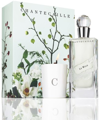 Chantecaille Le Wild Eau de Parfum and Candle Set