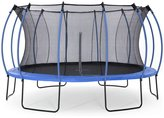 Plum Colours By 14ft Trampoline - Blue/ Lime