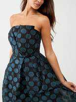Very Jacquard Prom Dress - Spot
