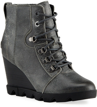 Sorel Joan Uptown Waterproof Wedge Booties