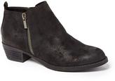 Restricted Black Wrangler Ankle Boot