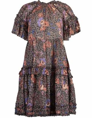Ulla Johnson Short Sleeve Delia Dress
