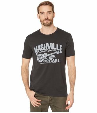 Lucky Brand Men's Nashville Guitar Tee