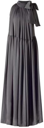 Meem Label Casee Grey Maxi Dress
