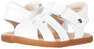 UGG Kolding (Infant/Toddler) (White) Kids Shoes
