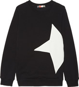 MSGM Star cotton jumper 4-14 years