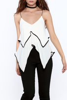 Do & Be Layered Swing Top