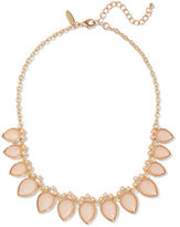 New York & Co. Teardrop Statement Necklace