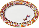 Lenox Melli Mello Isabelle Floral Collection Oval Platter, Exclusively available at Macy's